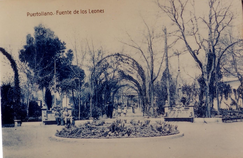 Fuente de los Leones 1939