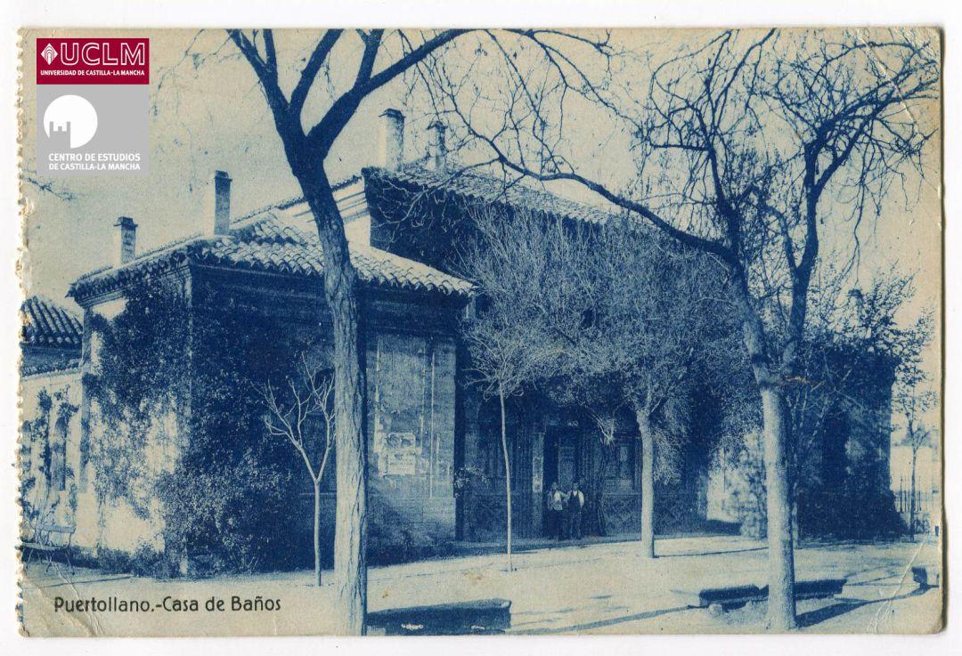 Casa de Baños 1937