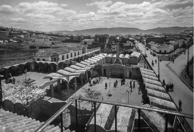 I Feria de Muestras 1954. FotografíaOña