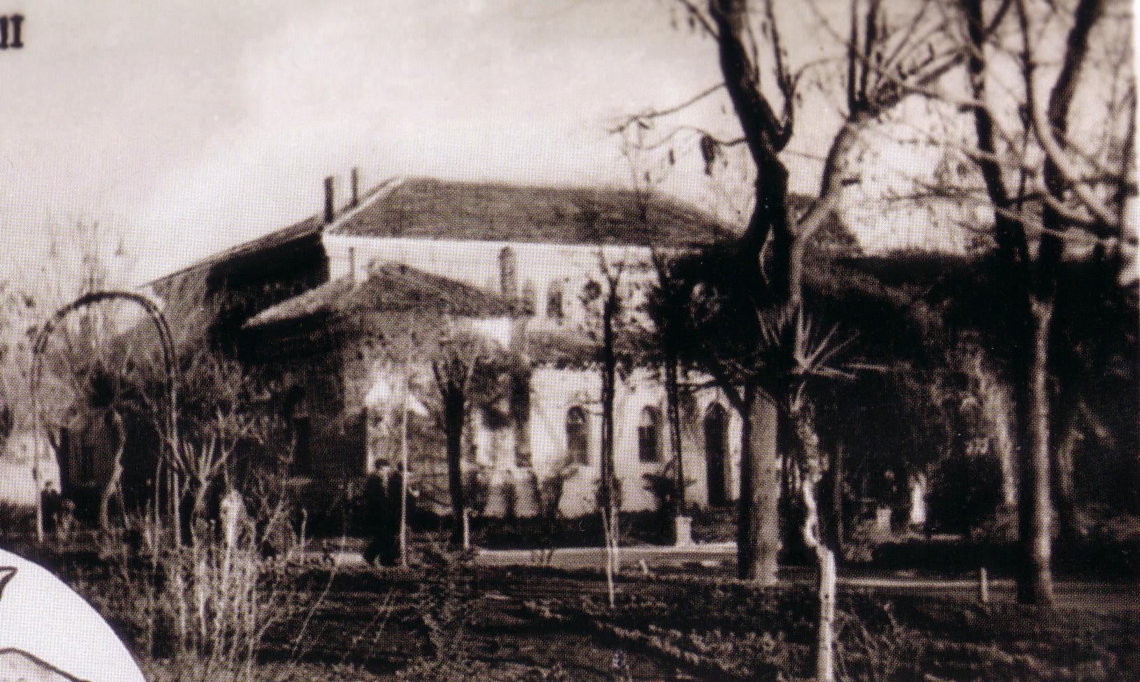 Casa de Baños. Años 50