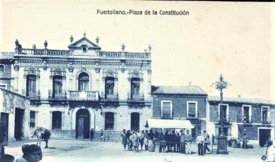 Ayuntamiento de Puertollano. Inaugurado en 1923