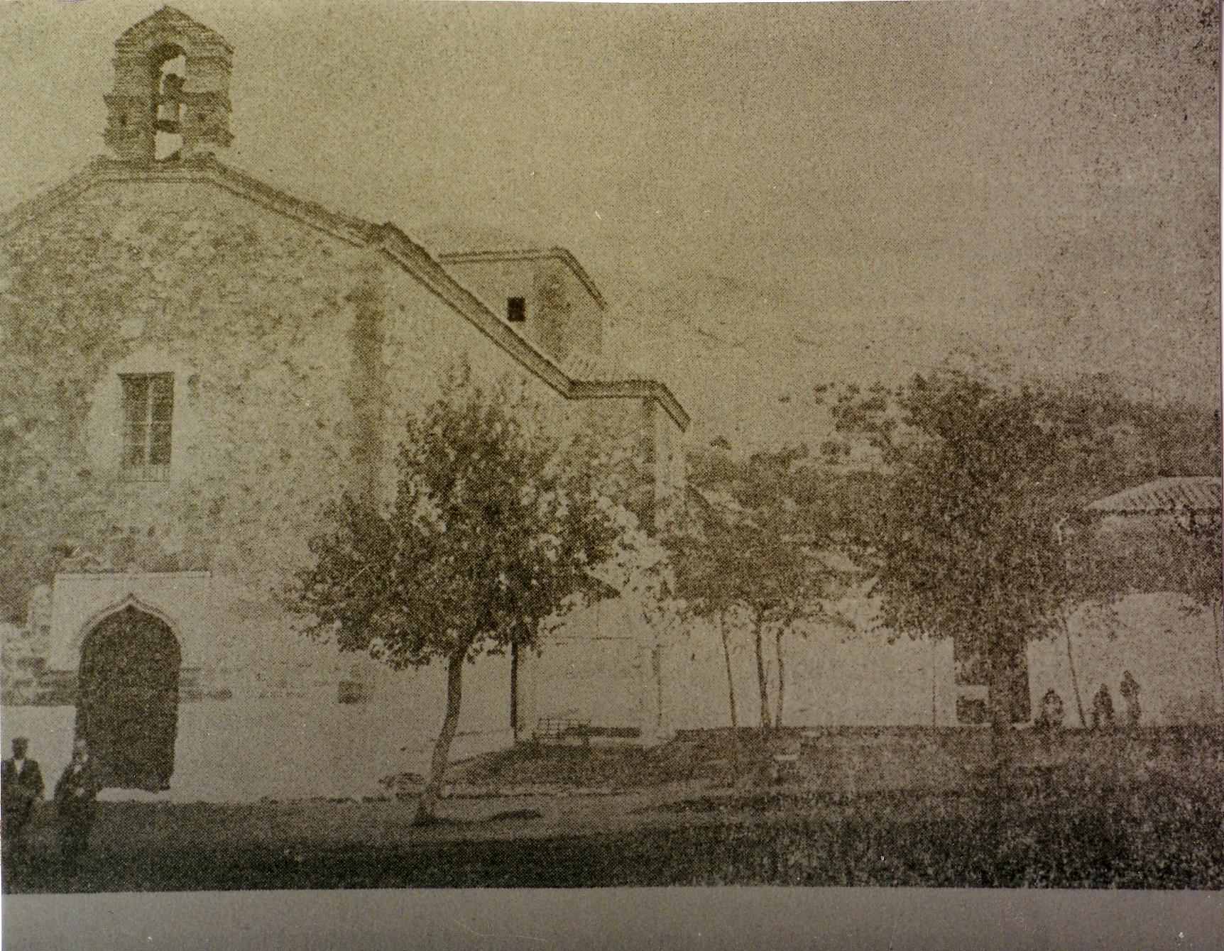 Ermita Virgen de Gracia. Finales S. XIX