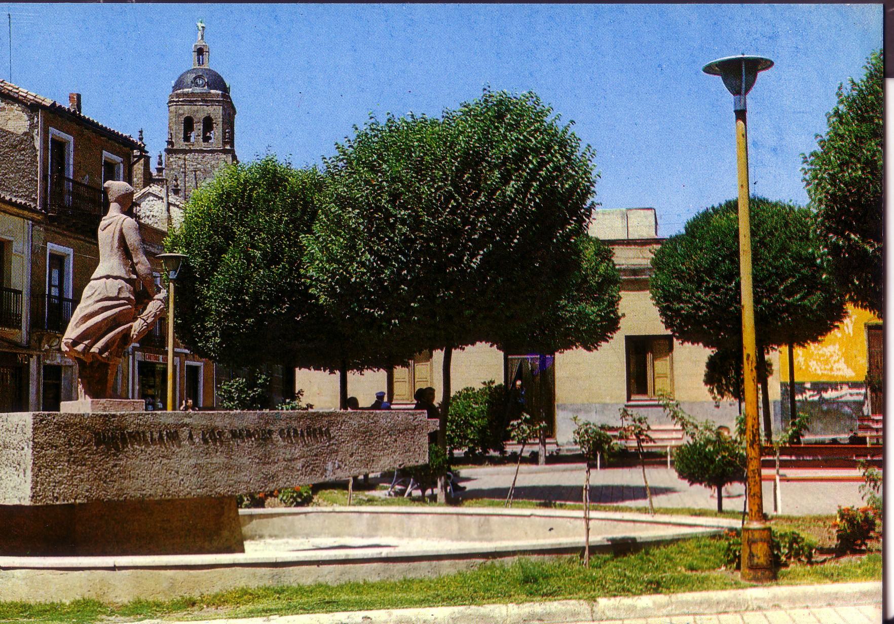Monumento Héroes Cabañero inaugurado en 1961