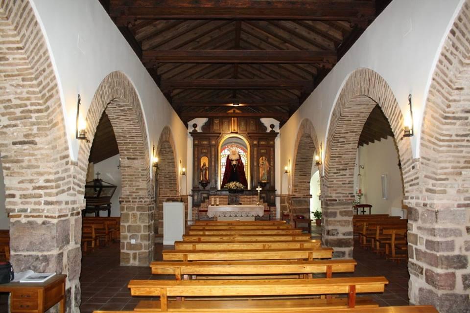 Interior de la Iglesia de la Soledad