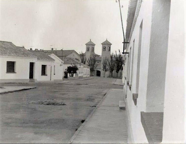 Iglesia de San José vista desde la Calle Larga. Foto Felipe Valentín García