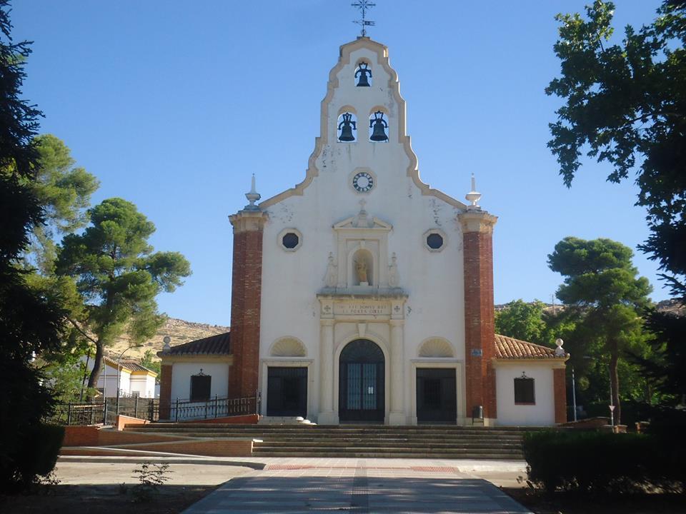 Iglesia Santa Bárbara. 2018