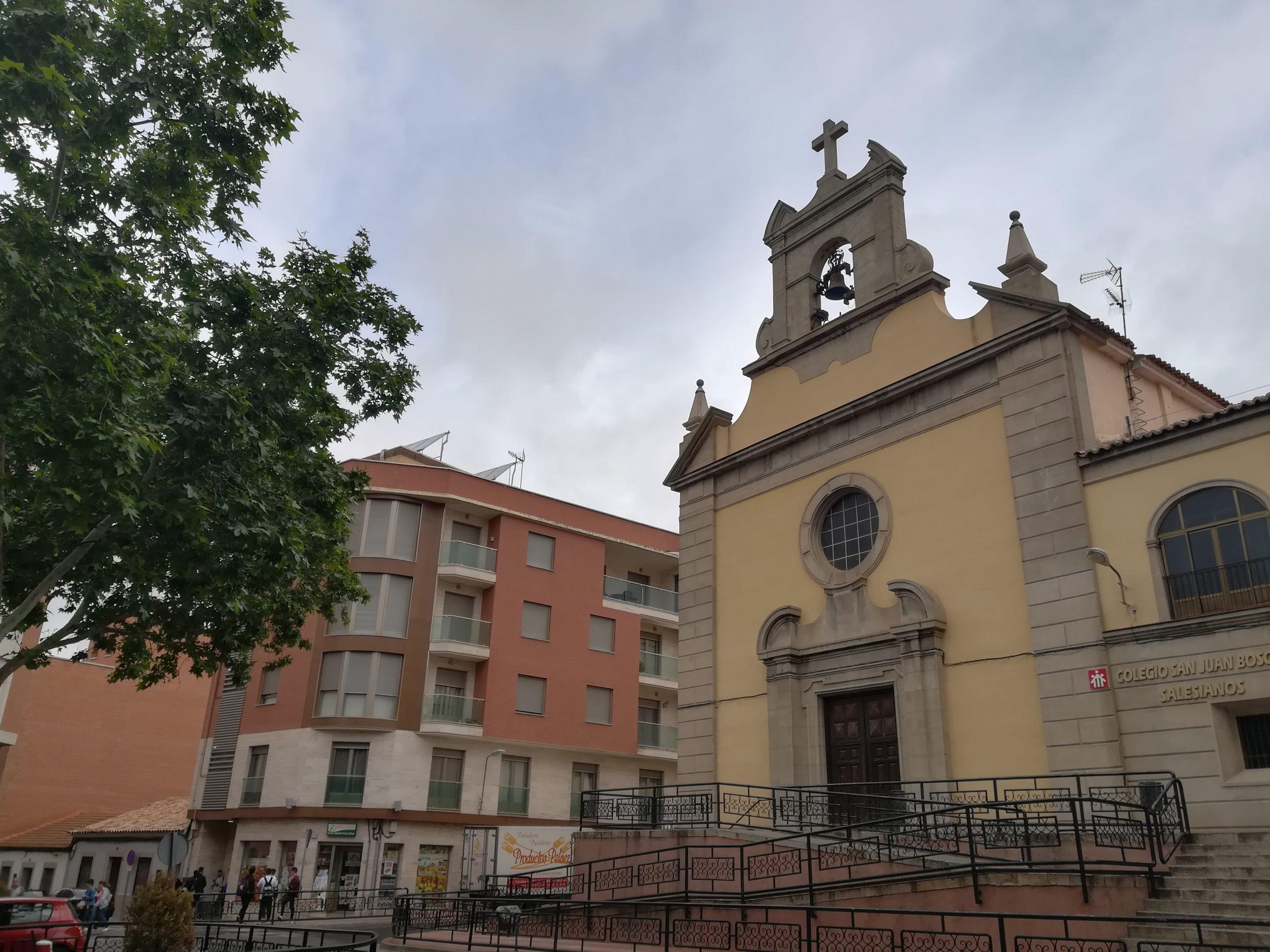Iglesia María Auxiliadora 2018 Fotografía F. Negrete