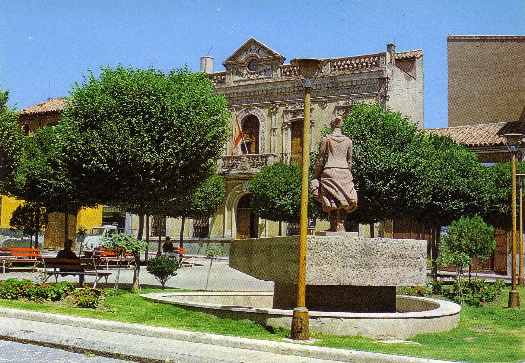 Monumento Héroes Cabañero
