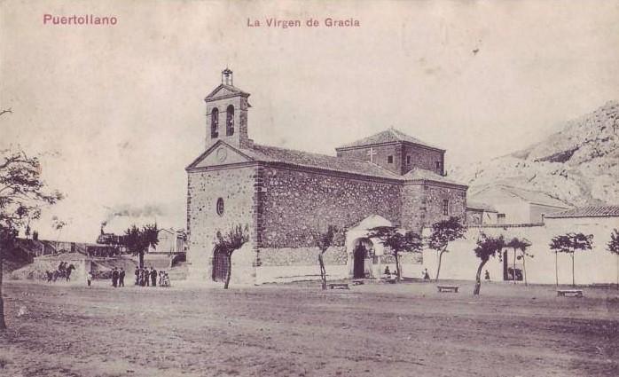 Iglesia Virgen de Gracia. Principios del S. XX