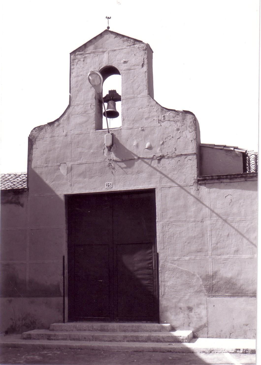 Iglesia La Soledad 1986 Archivo F. Negrete