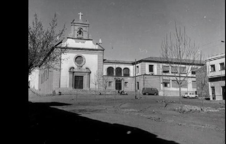 Iglesia María Auxiliadora. 1962