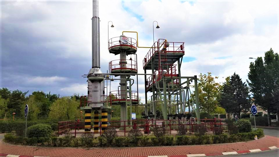 Monumento al Complejo Petroquímico