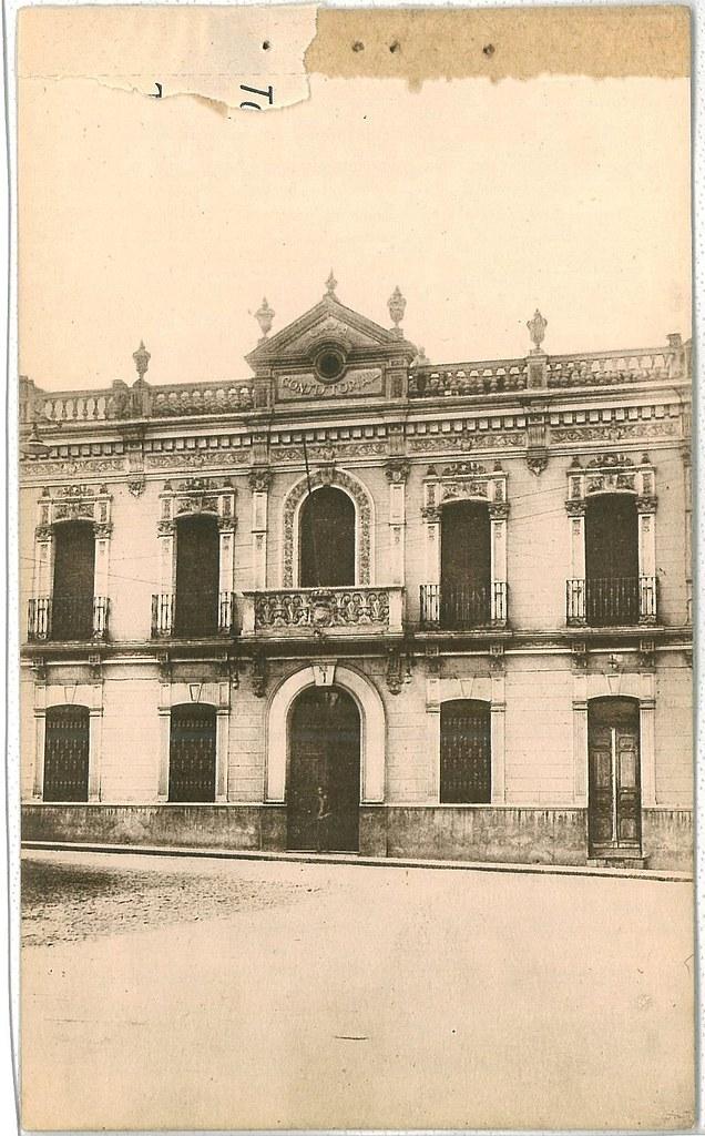 Ayuntamiento. Fotografia Oña