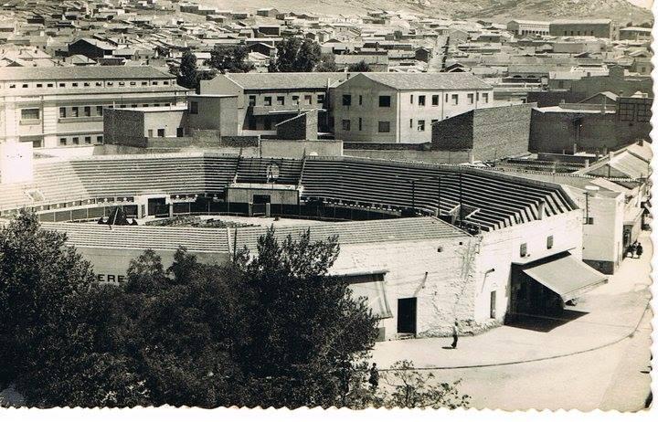 Plaza de Toros. Fotografía Oña