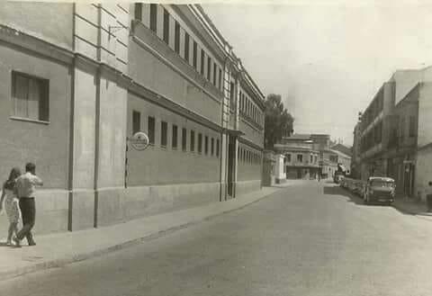 Mercado Municipal y Calle Alejandro Prieto