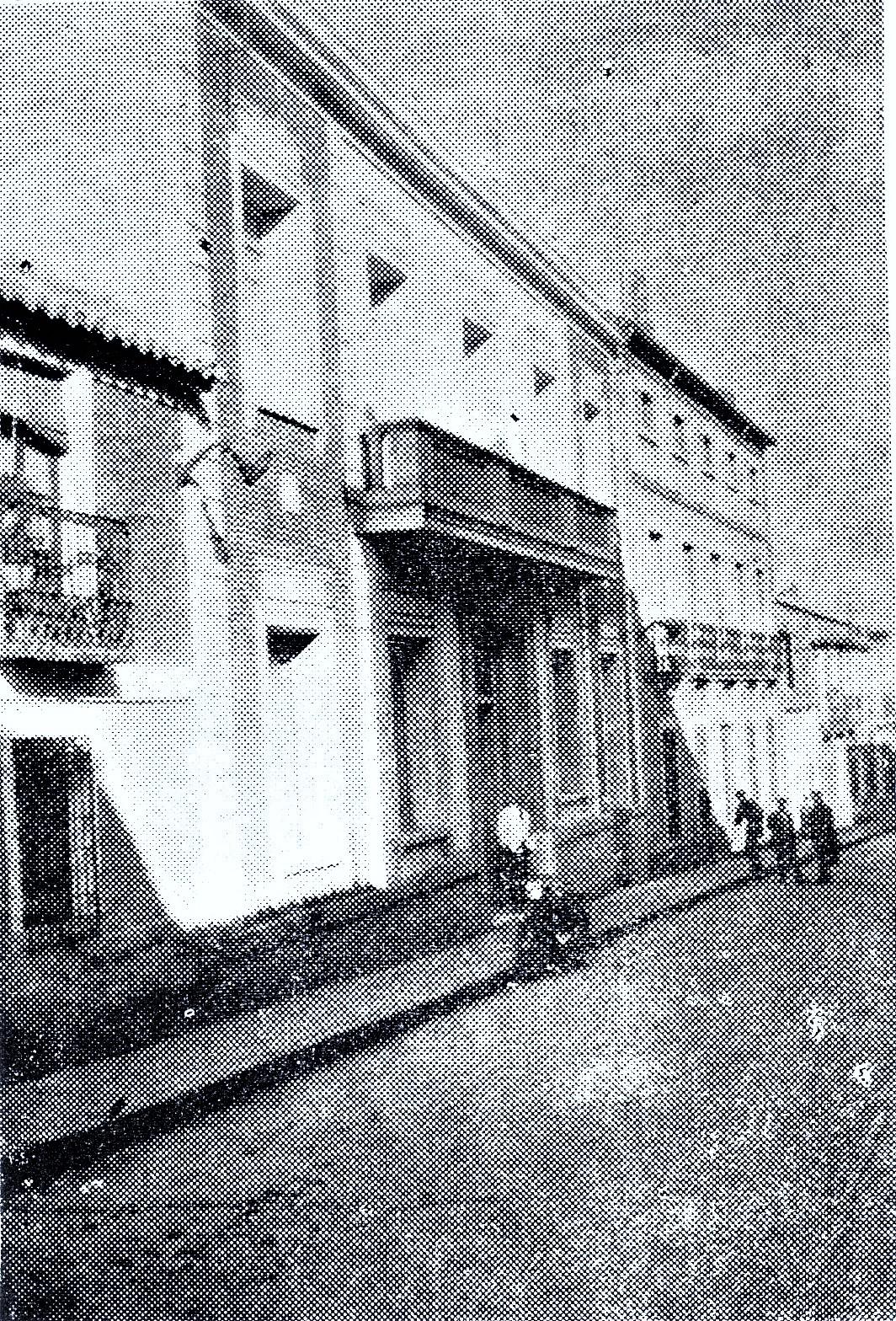 Casino en Calle Cruces 1953