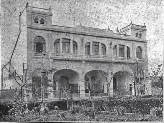 Gran Teatro- Inaugurado 2 de mayo de 1920- Fotografía E. Lérida