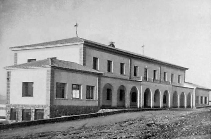El colegio Inmaculada de Empetrol