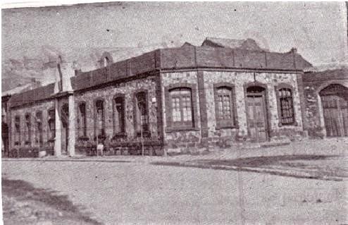 El edificio de la Cruz Roja funcionó como Hospital Municipal en la década de los 30