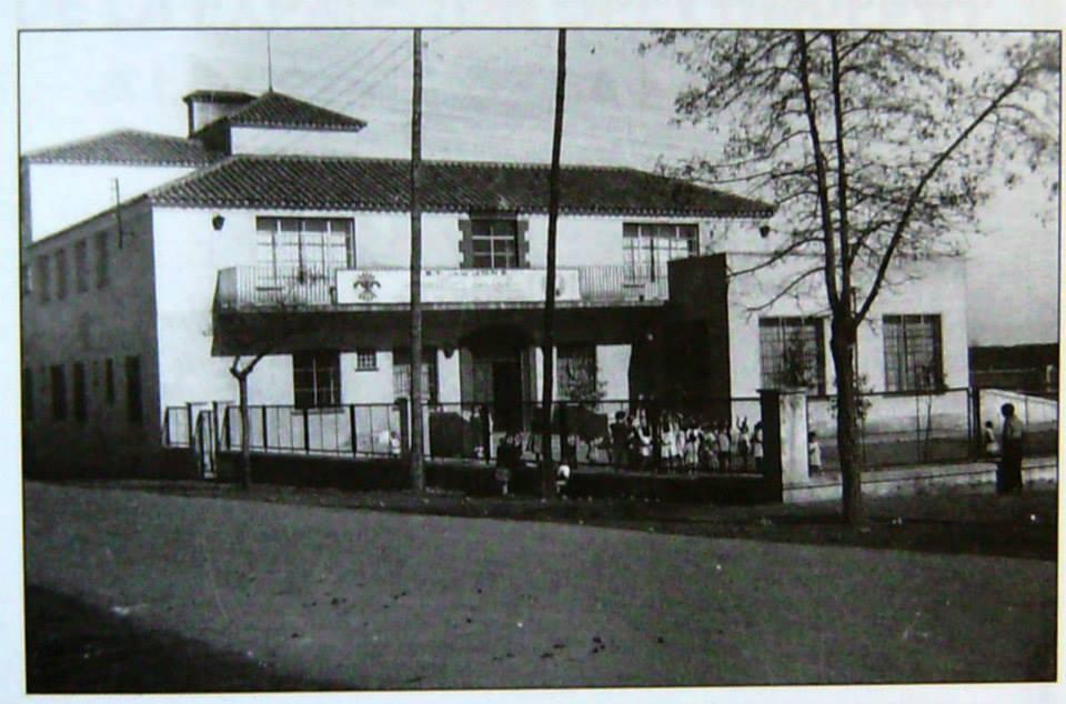 Hogar Infantil. Fue inaugurado el 19 de marzo, 1953