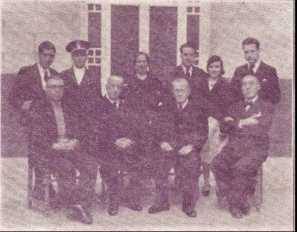 Médicos y personal del Hospital Municipal