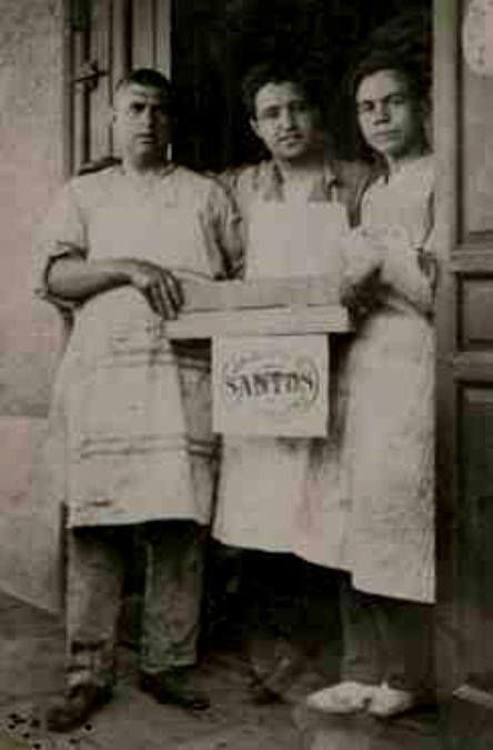 Jabones Santos