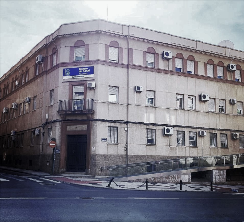 "Centro de salud nº 1. ""Barataria"""