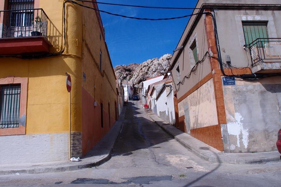 Calle Juan de Austria. Barriada San Sebastian.2017. Archivo Faustino Miragalla