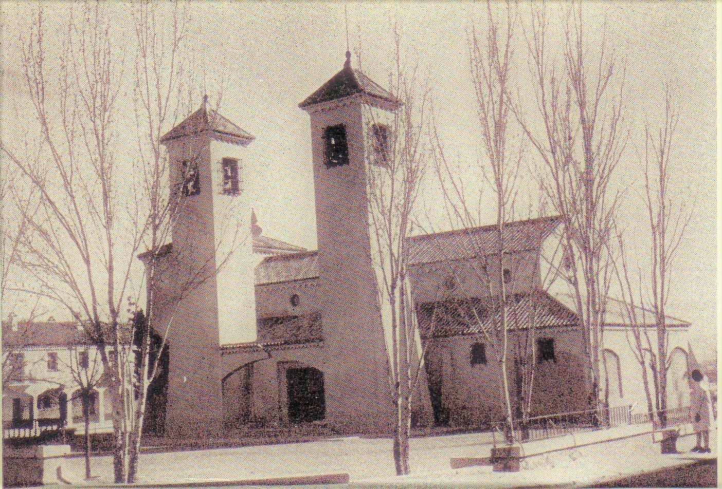 Iglesia San José, construida en 1956