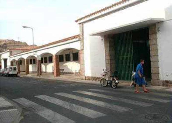 Mercado San Sebastián. Hoy Centro de Salud 4