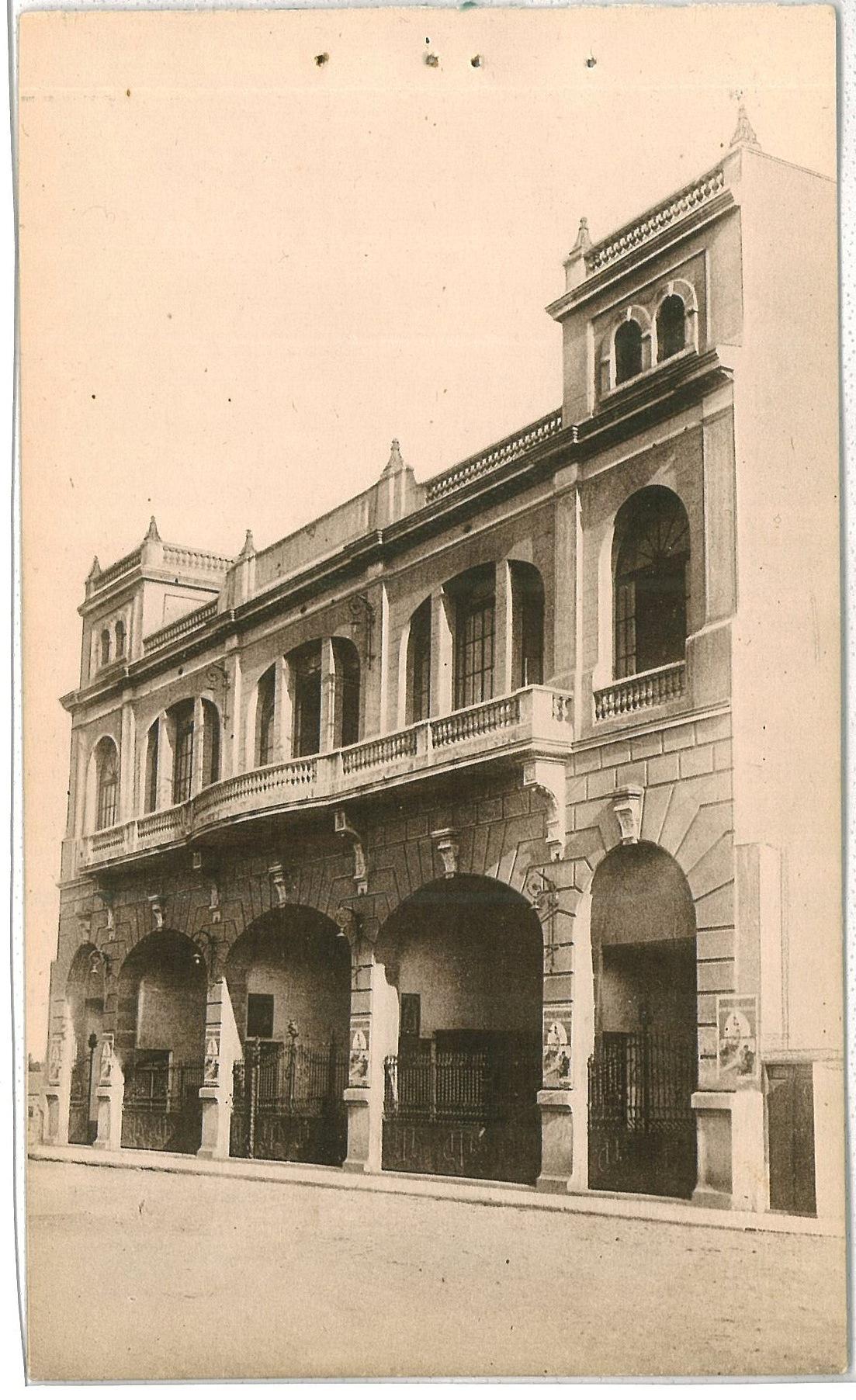El Gran Teatro Fotografía Oña 1930