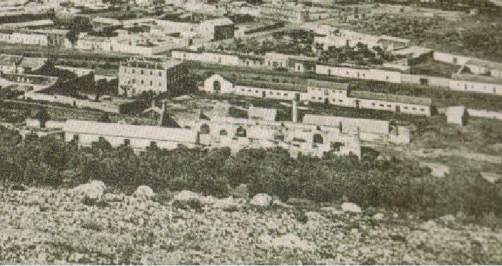 Fundición Nuestra Señora de Gracia. 1911