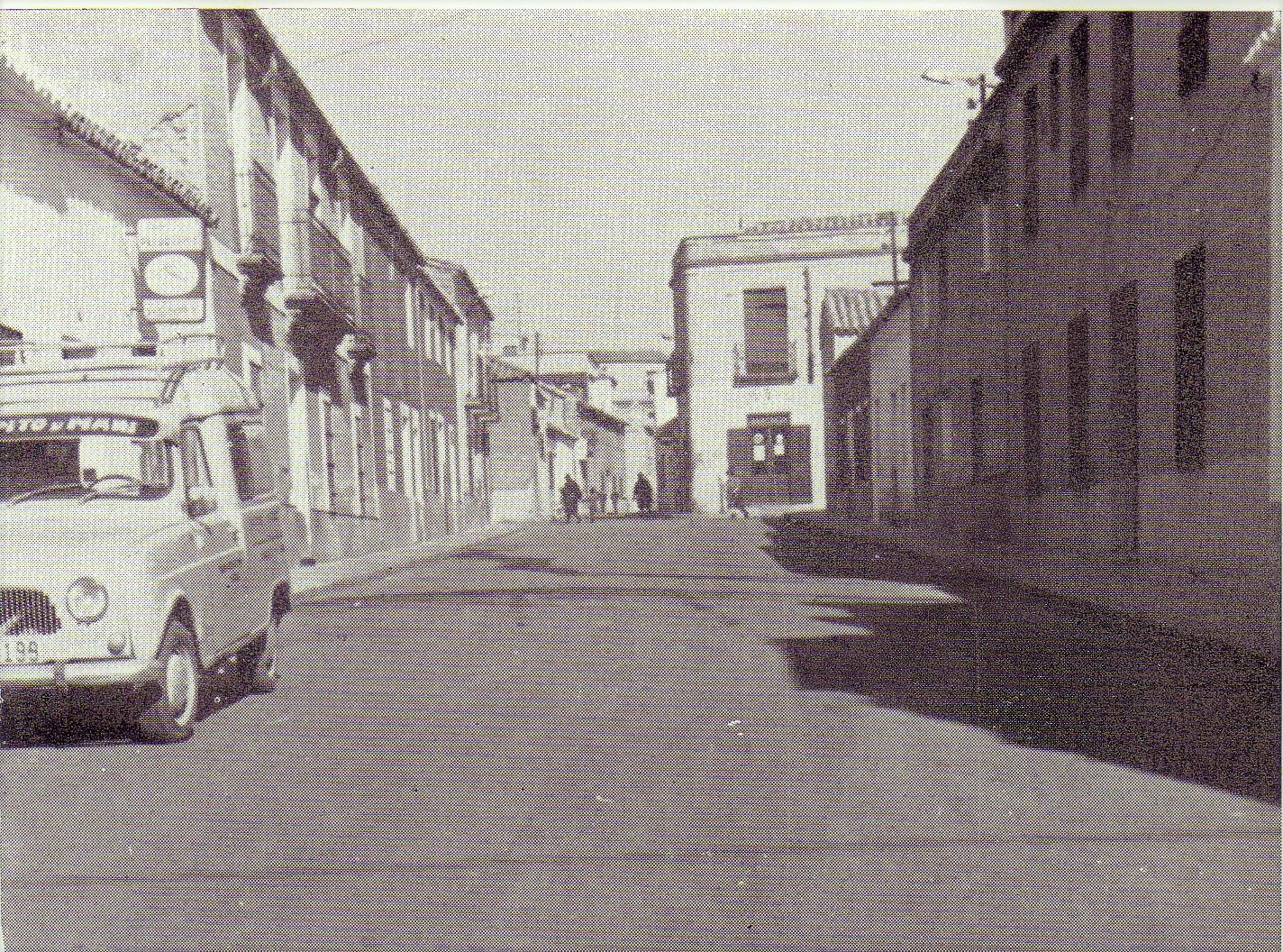 Calle Aprisco 1971