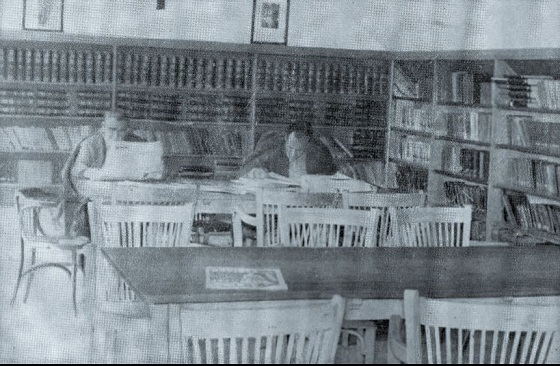 Biblioteca Municipal 1960