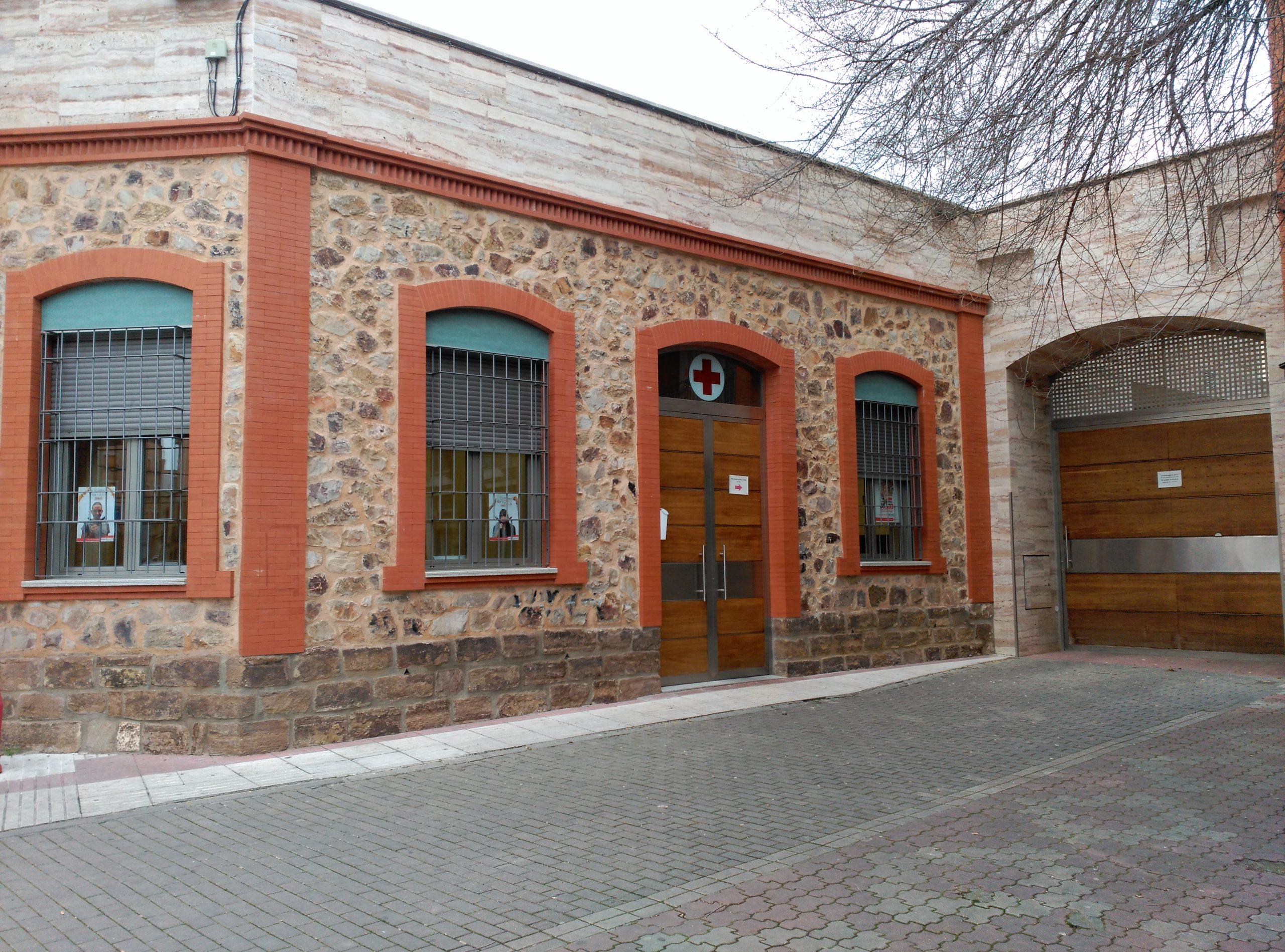 Edificio de la Cruz Roja. 2019 Fotografía F. Negrete