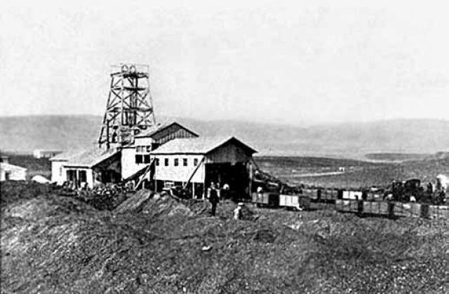 Mina Valdepeñas Año 1904