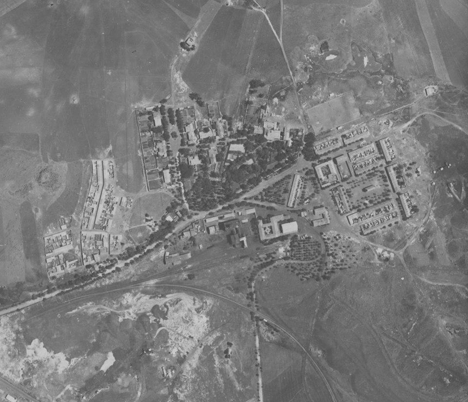 Vista aérea de Asdrúbal