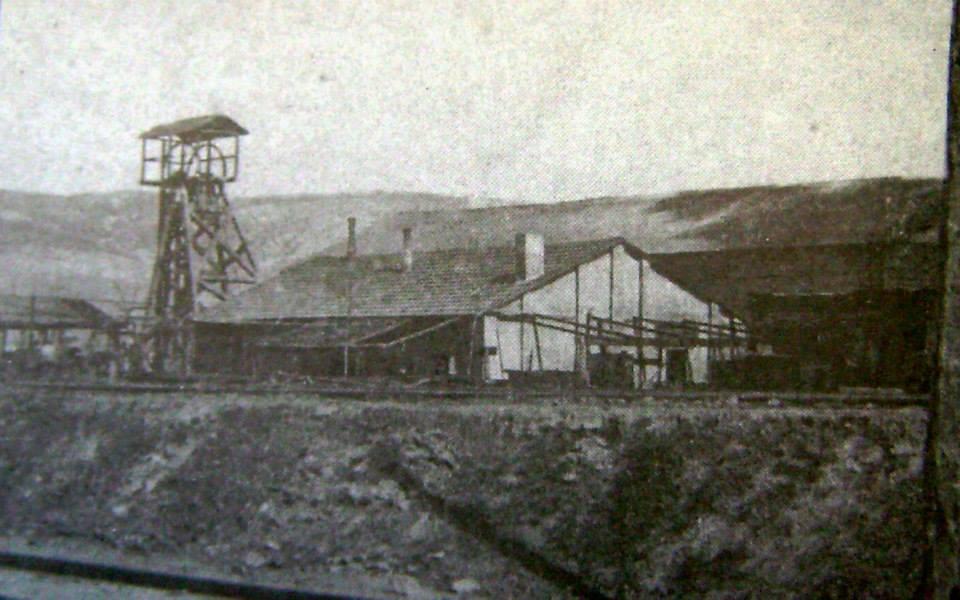 Pozo San Vicente. Fotografía López 1914