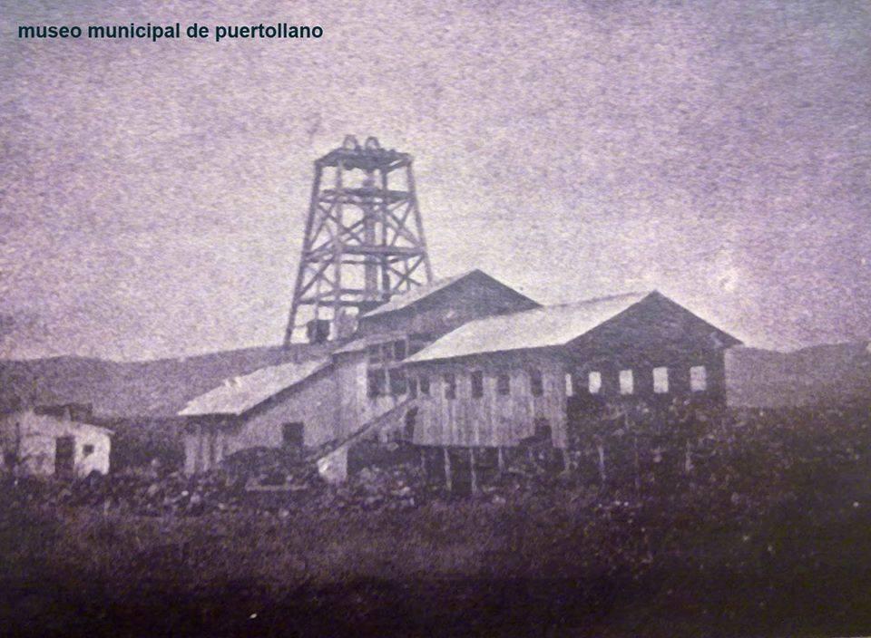 Mina Valdepeñas 1907