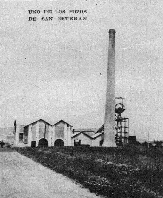 Mina San Esteban. Pozo San Felipe