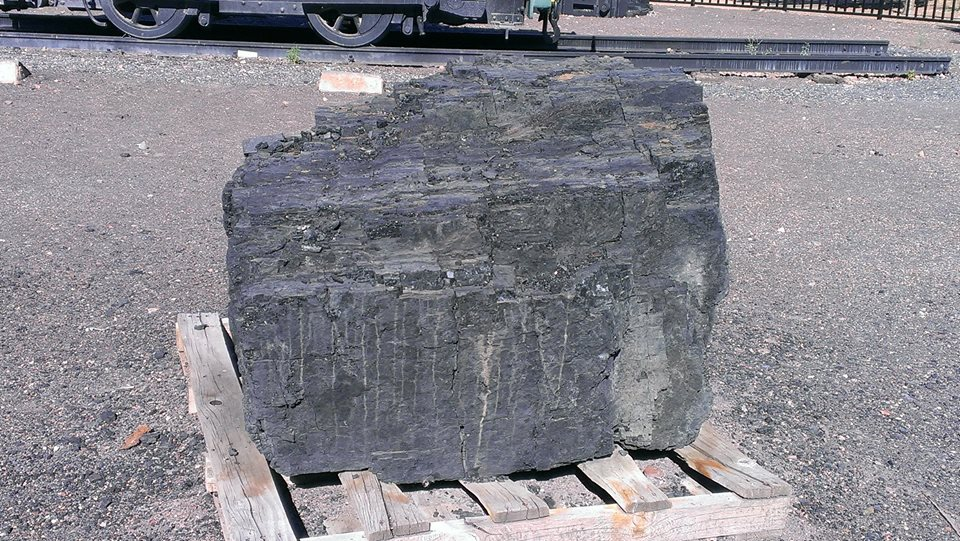 El Carbón. Fotografía Antonio Pérez