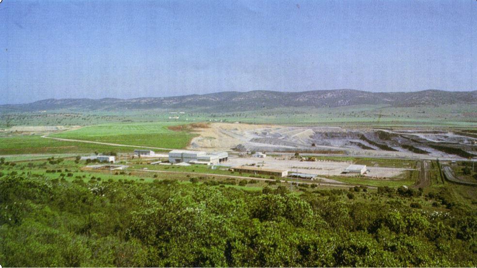 Empresa Nacional Carbonífera del Sur S.a. (ENCASUR)