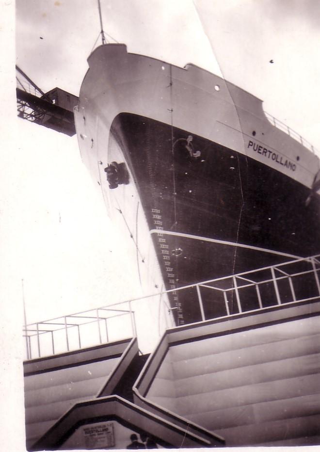Petrolero Puertollano. 1954 Archivo F. Negrete