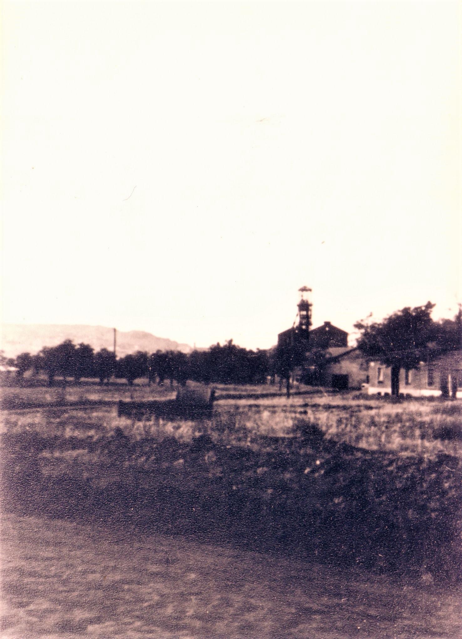 Pozo Norte. Archivo F. Negrete
