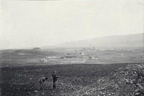 El Castillejo y la Mina de Asdrúbal.