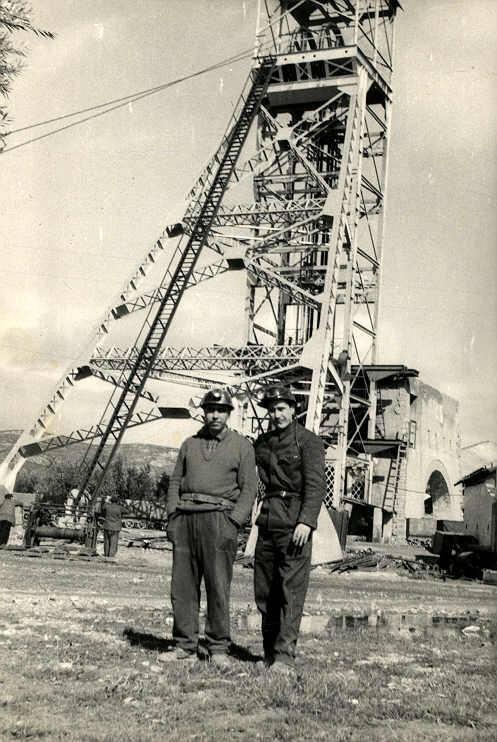 Pozo Elorza. Años 60