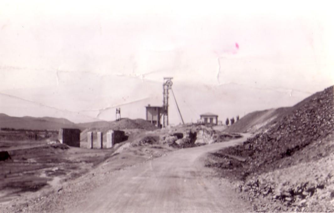 Pozo Calvo Sotelo. Archivo F. Negrete