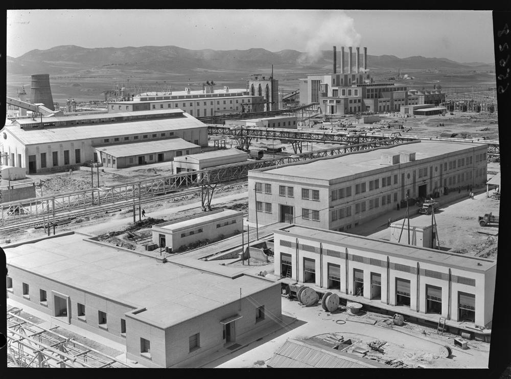 Vista general del Complejo 1955. Fotografía Pando Barrero Juan Miguel.