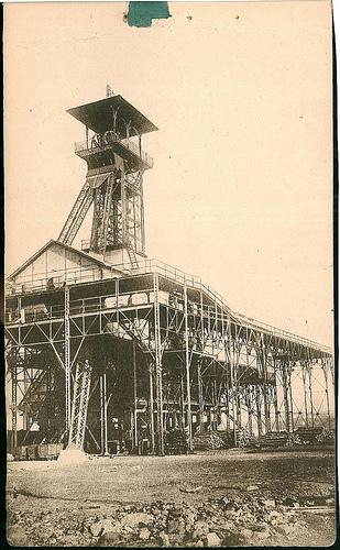 Pozo Norte Fotografía Oña 1930