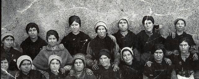 Mujeres en las minas